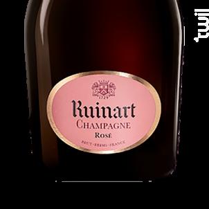 Ruinart Rosé + Etui - Ruinart - Non millésimé - Effervescent