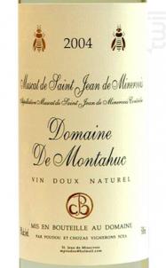 Domaine de Montahuc - Domaine de Montahuc - 2017 - Blanc