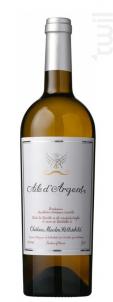 AILE D'ARGENT - Château Mouton Rothschild - 2014 - Blanc