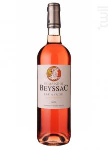 Escapade - Domaine de Beyssac - 2017 - Rosé