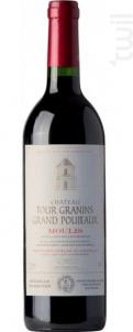 Château Tour Granins Grand Poujeaux - Château Granins Grand Poujeaux - 2016 - Rouge