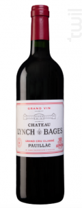 Château Lynch-Bages - Château Lynch-Bages - 2008 - Rouge