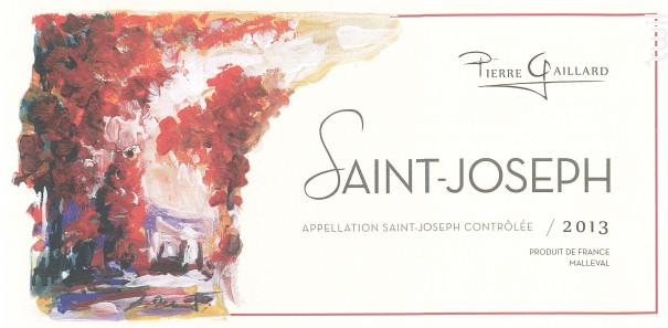 Saint Joseph - Pierre Gaillard - 2013 - Rouge