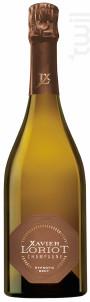 Hypnotic - Brut - Champagne Xavier Loriot - Non millésimé - Effervescent