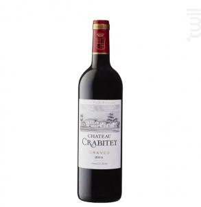 Château Crabitey Graves - Vignobles De Butler- Château Crabitey - 2014 - Rouge