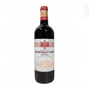 Château La Vieille Cure - Château La Vieille Cure - 2018 - Rouge