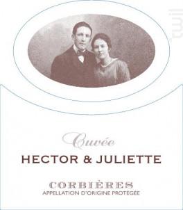 Hector et Juliette - Domaine Sainte Marie des Crozes - 2018 - Rouge
