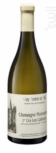 Chassagne-Montrachet 1er Cru Les Caillerets - Domaine Amiot Guy et Fils - 2015 - Blanc