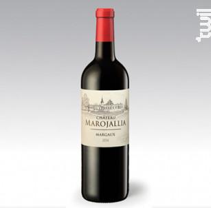 CHATEAU MAROJALLIA - Château Marojallia - 2017 - Rouge
