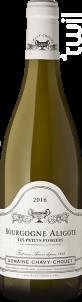 Bourgogne Aligoté Les Petits Poiriers - Domaine Chavy-Chouet - 2017 - Blanc