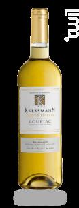 Loupiac Grande Réserve - Kressmann - 2015 - Blanc