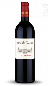 Château Tronquoy Lalande - Château Tronquoy Lalande - 2015 - Rouge