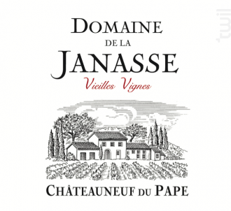Châteauneuf-du-Pape Vieilles Vignes - Domaine de la Janasse - 2006 - Rouge