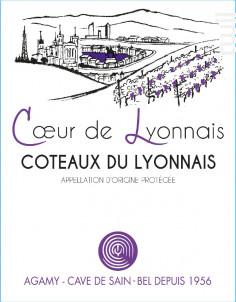 Coeur de Lyonnais - Louis Tête - 2019 - Rouge