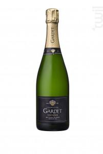 BLANC DE NOIRS Premier Cru - Champagne Gardet - Non millésimé - Effervescent