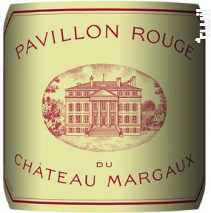 Pavillon Rouge du Château Margaux - Château Margaux - 2018 - Rouge