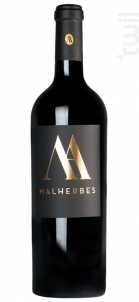 Malherbes - Château de Malherbes - 2015 - Rouge