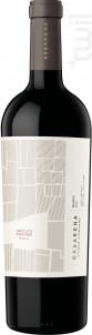 Jamilla's vineyard - MALBEC - Casarena - 2015 - Rouge