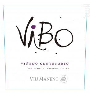 ViBo Vinedo Centenario - Viu Manent - 2016 - Rouge