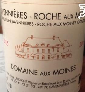 Domaine aux Moines - Domaine aux Moines - 1992 - Blanc