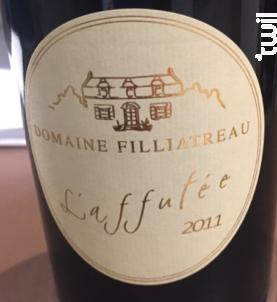 L'affutée - Domaine Filliatreau - 2011 - Rouge