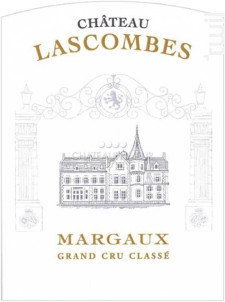 Château Lascombes - Château Lascombes - 2018 - Rouge