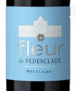 Fleur de Pédesclaux - Château Pédesclaux - 2018 - Rouge