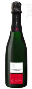 Esprit de Famille - Champagne Picard et Boyer - Non millésimé - Effervescent