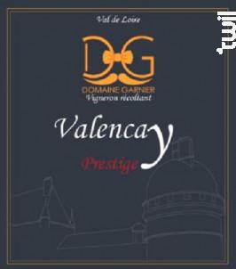 Valençay Prestige - DOMAINE GARNIER - 2017 - Rouge