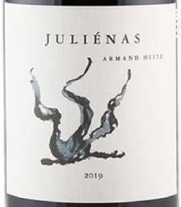 Juliénas - Armand Heitz - 2019 - Rouge