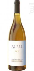 Aurel - Domaine Les Aurelles - 2012 - Blanc