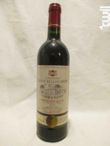 Château Haut Bellegarde - Vignobles JANAUD - Château Haut Bellegarde - 2000 - Rouge