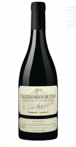 Châteauneuf-du-Pape Cuvée Spéciale - Maison Tardieu Laurent - 2011 - Rouge