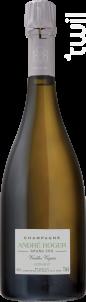 Cuvée vieilles vignes - Grand Cru - Extra Brut - Champagne André Roger - Non millésimé - Effervescent