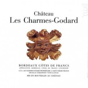 Château les charmes godard - Château Les Charmes-Godard - 2014 - Blanc