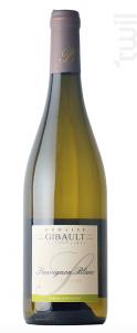 Sauvignon blanc - Domaine Pascal Gibault - 2018 - Blanc