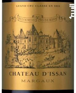 Château d'Issan - Château d'Issan - 2014 - Rouge