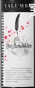 The Scribbler Cabernet Sauvignon Shiraz - YALUMBA - 2012 - Rouge