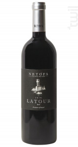La Tour - Netofa - 2014 - Rouge