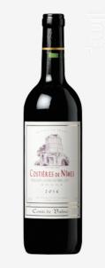 Costières de Nîmes - Castel Frère - 2018 - Rouge