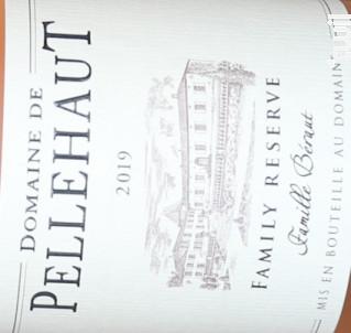 Family Reserve Rosé - Domaine de Pellehaut - 2019 - Rosé