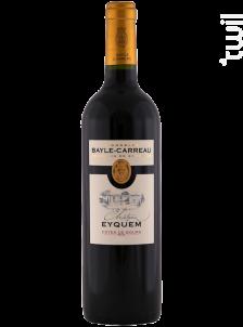 Eyquem - Vignobles Bayle-Carreau - 2016 - Rouge