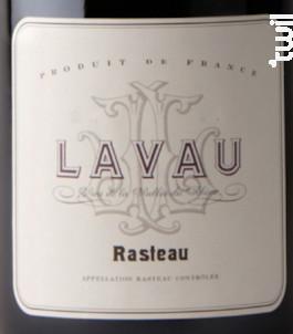 Rasteau - Maison Lavau - 2015 - Rouge