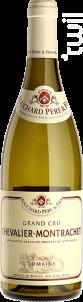 Chevalier-montrachet Grand Cru - Bouchard Père & Fils - 2017 - Blanc
