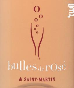 Bulles de Rosé - Château de Saint-Martin - Non millésimé - Effervescent