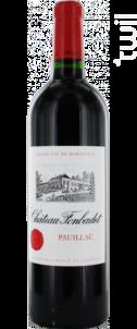 Château Fonbadet - Château Fonbadet - 2018 - Rouge