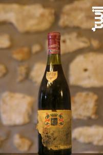 Givry - Remi de Foulanges - 1978 - Rouge