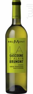Domaine Alain Brumont Gros Manseng Sauvignon - Vignobles Alain Brumont - 2015 - Blanc