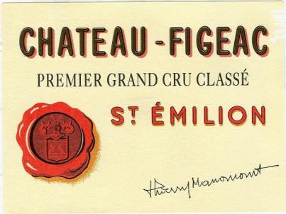 Château Figeac - Château Figeac - 2012 - Rouge