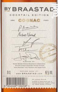 Cocktail By Braastad - Braastad Cognac - Non millésimé - Blanc